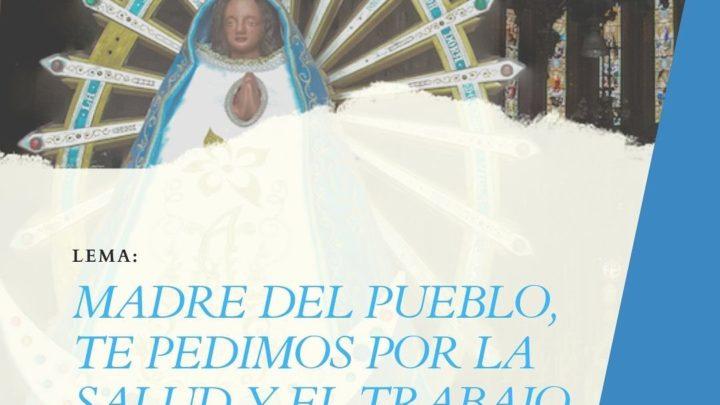 Lema de la 47° Peregrinación Juvenil a Luján